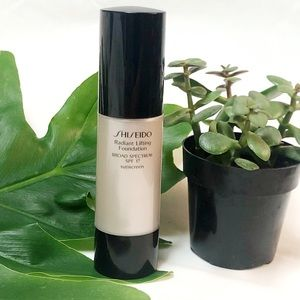 Shiseido Radiant Lifting Foundation deep ochre